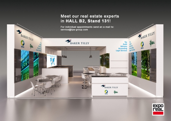 20. Expo Real 2018 – München