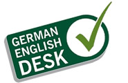 German & English Desk